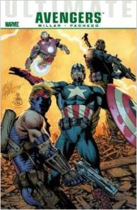 Ultimate Avengers 2nd Generation